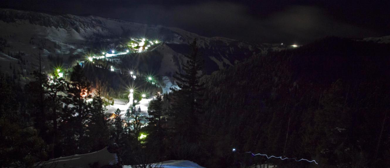 Mission Ridge Ski Board Resort Wenatchee Washington