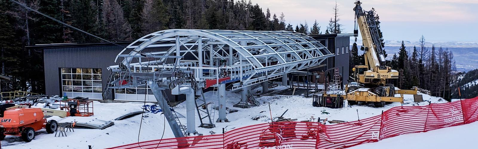 Bottom Terminal Construction