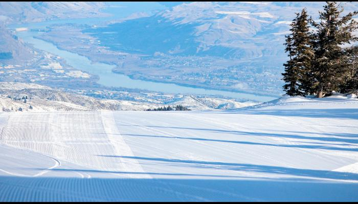 fresh corduroy with the wenatchee valley and columbia river in background.